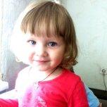 Фотография ребенка Анютка на Вачанге