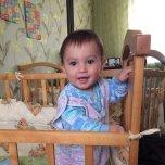 Фотография ребенка Святослав на Вачанге