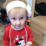 Фотография ребенка Елизавета на Вачанге