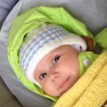 Фотография ребенка Лиза на Вачанге