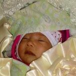 Фотография ребенка Амиля на Вачанге