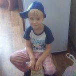 Фотография ребенка Иван на Вачанге