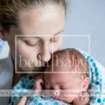 Waylon's baby picture on Wachanga
