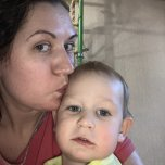 Фотография ребенка Егор на Вачанге