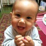 Фотография ребенка Багир на Вачанге