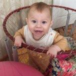 Фотография ребенка Сулейман на Вачанге