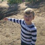 Фотография ребенка Пётр на Вачанге