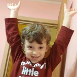 Фотография ребенка Давид на Вачанге