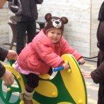 Фотография ребенка Милана на Вачанге