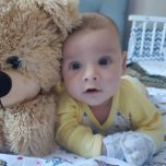 Фотография ребенка Максим на Вачанге