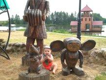 Отчёт по занятию Психология ребенка в 10 месяцев в Wachanga!