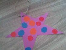 Отчёт по занятию Новогодняя звезда в Wachanga!