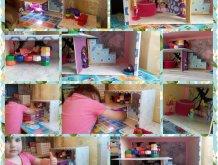 Отчёт по занятию Домик для игрушек в Wachanga!