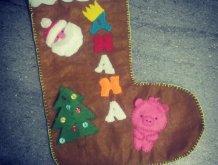 Отчёт по занятию Шьём игрушки на новогоднюю ёлку в Wachanga!