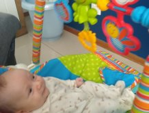 Activity report for Learn how to stimulate your baby's sensory development in Wachanga!