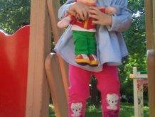 Отчёт по занятию Детская площадка в Wachanga!