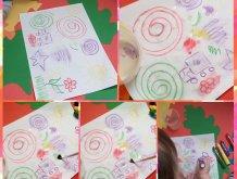 Отчёт по занятию Порисуйте акварельными карандашами (мокрый способ) в Wachanga!