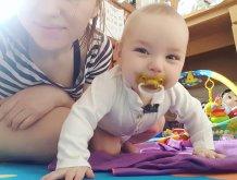 Отчёт по занятию Как играть с ребенком в 6 месяцев в Wachanga!