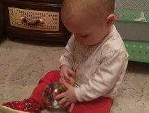 Отчёт по занятию Волшебные бутылочки в Wachanga!
