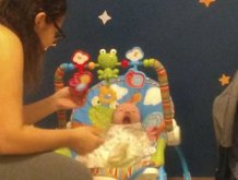 Activity report for Your baby's vision development in Wachanga!