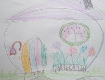 Отчёт по занятию Научите ребенка рисовать домик в Wachanga!