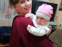 Отчёт по занятию Кормление двухмесячного малыша  в Wachanga!