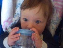 Отчёт по занятию Дайте ребенку чашку в Wachanga!