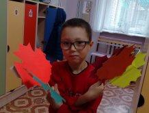 Отчёт по занятию Разноцветные листочки в Wachanga!