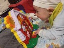 Отчёт по занятию Маленький пианист в Wachanga!