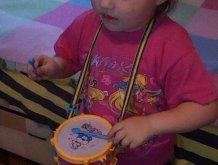 Отчёт по занятию Барабан-барабан в Wachanga!