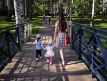 Отчёт по занятию Погуляйте всей семьёй в Wachanga!