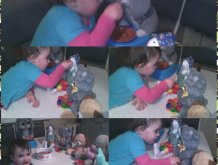 Отчёт по занятию Устройте обед для кукол в Wachanga!
