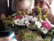 Отчёт по занятию Изучаем с малышом различные запахи в Wachanga!