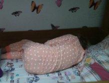 Отчёт по занятию Мой ребёнок не спит в Wachanga!