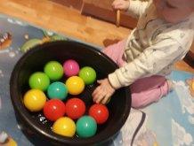 Отчёт по занятию Игры с гидрогелевыми шариками в Wachanga!