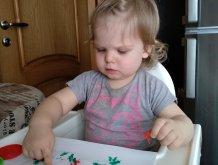 Отчёт по занятию Позанимайтесь с ребёнком лепкой! в Wachanga!
