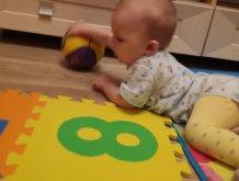 Отчёт по занятию Чему можно научить ребенка в 5 месяцев в Wachanga!
