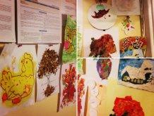 Отчёт по занятию Украсьте комнату рисунками ребёнка в Wachanga!