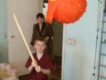 Отчёт по занятию Воздушный шар в Wachanga!