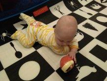 Отчёт по занятию Предложите ребёнку поиграть с куклой-неваляшкой в Wachanga!