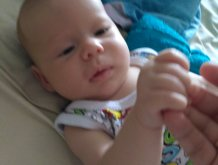Отчёт по занятию Пальчиковая игра «Мальчик-пальчик, где ты был?» в Wachanga!