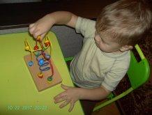 Отчёт по занятию Предложите малышу поиграть с лабиринтом в Wachanga!