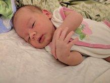 Отчёт по занятию Зрение и слух трехнедельного ребенка в Wachanga!
