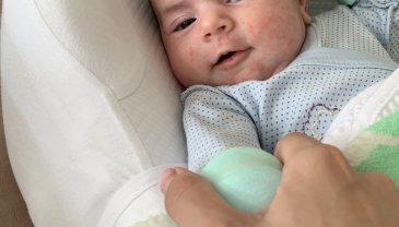 Отчёт по занятию Что чувствует ребенок в 1 месяц в Wachanga!