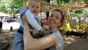 Activity report for Dance with your little one! in Wachanga!