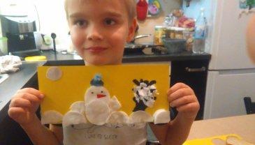 Отчёт по занятию Снеговик в Wachanga!