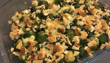 Отчёт по занятию Полезные рецепты: «Запеченная брюссельская капуста» в Wachanga!