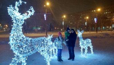 Отчёт по занятию Зимняя прогулка в Wachanga!