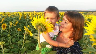 Отчёт по занятию Организуйте семейную фотосессию в подсолнухах в Wachanga!