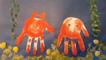 Отчёт по занятию Весёлые осьминожки в Wachanga!